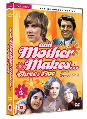 And Mother Makes... The Complete Series [DVD][Region 2]