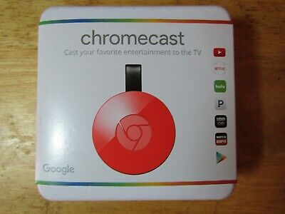 Google Chromecast 2 Media Streamer