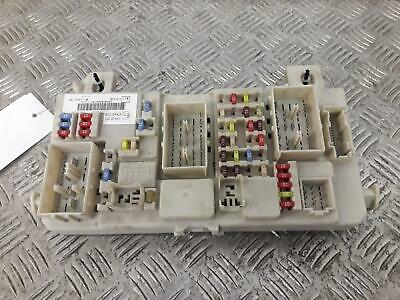 2008 FORD FOCUS Fuse Box