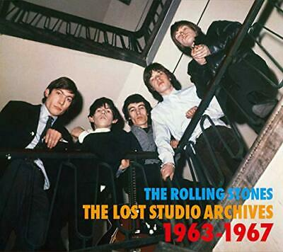 USED CD the rolling stones The Lost Studio Archives 1963-1967