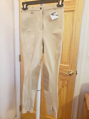 New Women's Dublin Equestrian Riding Pants, Size 28R