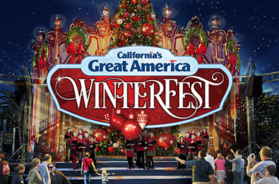 **$25 Each** California's Great America Winterfest Tickets Promo Discount Tool