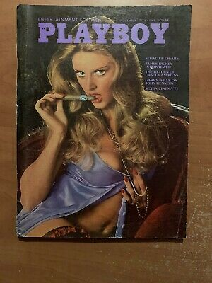 US Playboy Magazine November 1973