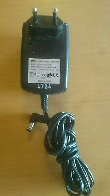 Cargador adaptor ac/dc DVE adapter DSA-0151A-12up de +12C -- 1.25A (58983)