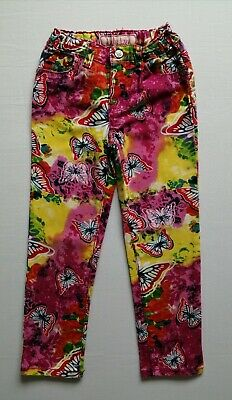 Girls age 5 years butterfly trousers by LULU LUV hardly worn !!
