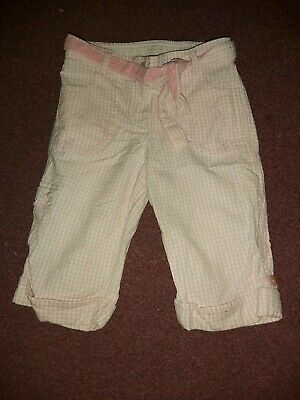 Girls M&Co 3/4 Trousers 4-5 Years
