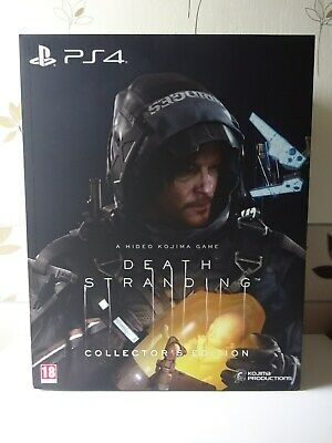 Death Stranding édition collector PS4 -NEUF-