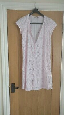 Blooming Marvellous Nursing Maternity Nightie Nightshirt MMothercare