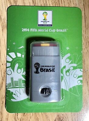 Official 2014 Fifa World Cup Brazil Face Paint Licensed Product Collectors Rare