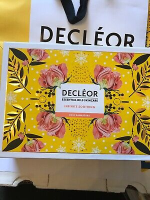 Decleor Paris Essential oils Skincare - Infinite Soothing Gift Box -brand New