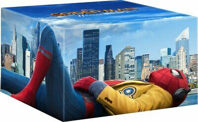 Spider-Man Homecoming Édition Limitée figurine 4K Ultra HD Blu-ray 3D Blu-ray 2D