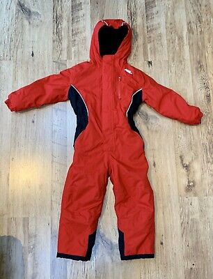 No Fear Snowsuit Age 3-4 Years