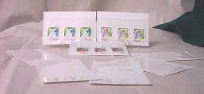 T Unitrade #102 Stamp Collector & Dealer Window Display Cards-50-Free Ship US