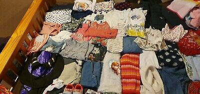 HUGE Girl clothes 4-5 years bundle, 61 ITEMS!