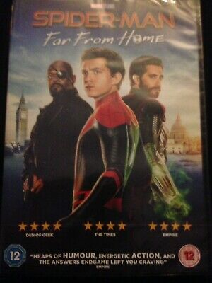 Spider-Man - Far from Home [DVD] RELEASED 11/11/2019