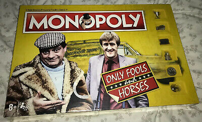 Monopoly Only Fools & Horses Edition brand new unopenedSealed