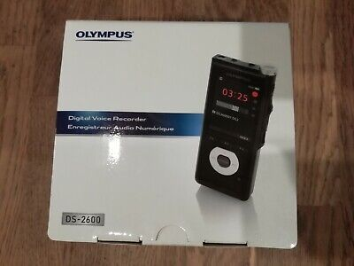 NEW! Olympus DS-2600 Digital Voice Recorder Boxed