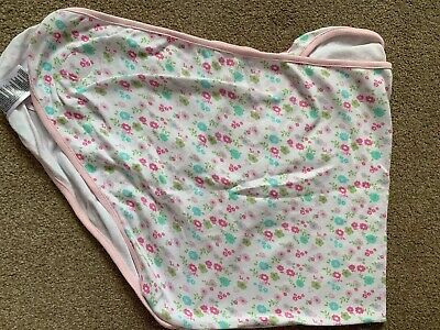 Baby Girls Mothercare Swaddle 0-3 Months Used Once