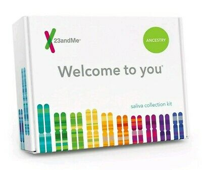 NIP 23andMe DNA Test - Ancestry Personal Genetic Service Saliva Test Kit