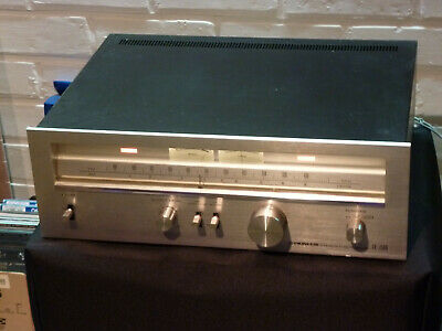 PIONEER Tuner FM-AM type TX-7500 Perfect reception & great selectivity !!!