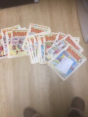 The Dandy Comic Annuals 1991