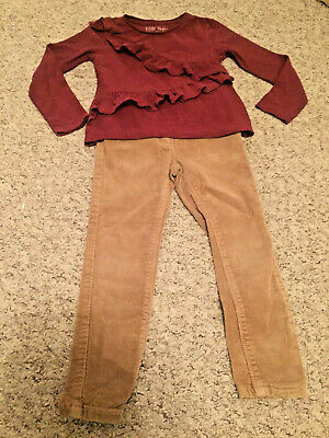 Girls Winter Outfit 4-5 Years