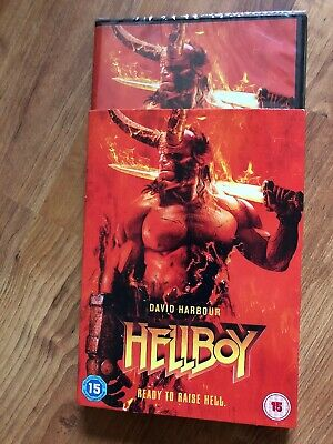 Hell Boy Ready To Raise Hell Dvd Sealed Cover New