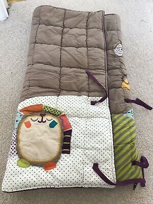 mamas and papas Timbucktails Swaddle / Play Mat Cover