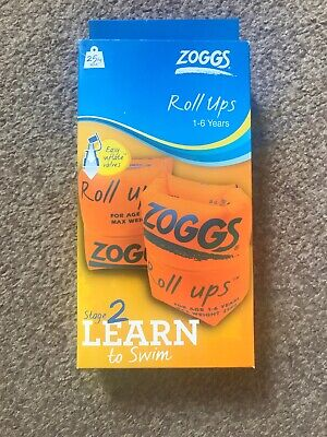 Childrens Zoggs Armbands - Age 1-6 Years - Stage 2