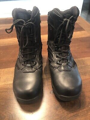THOROGOOD THE DEUCE LIGHT WTRPF CT SIDE-ZIP TACTICAL BOOTS 804-6190 ALL SIZES