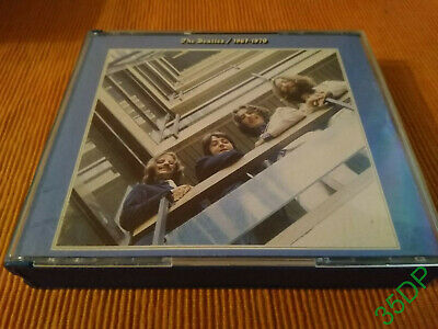 The Beatles 1967-1970 Japan CD TOCP-51129 1998