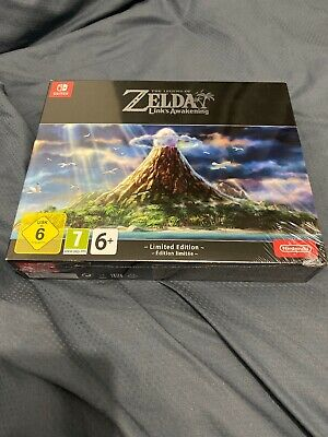 Nintendo switch- THE LEGEND OF ZELDA: LINK'S AWAKENING- LIMITED EDITION BOXSET