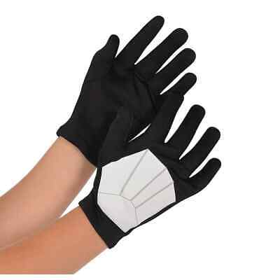 Stormtrooper Gloves Child Size | Star Wars Clone Disney Cosplay Dress up | NEW