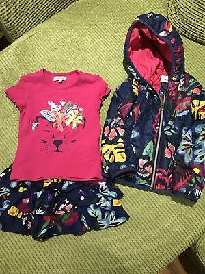 Girls Catimini Outfit Age 4