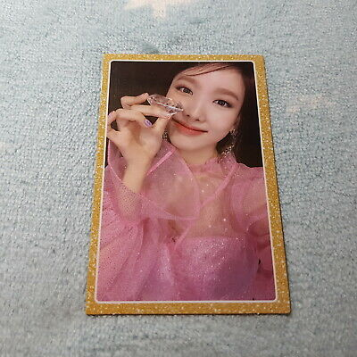 TWICE 8th Mini Album Feel Special Nayeon Type-1 Photo Card Official K-POP(5