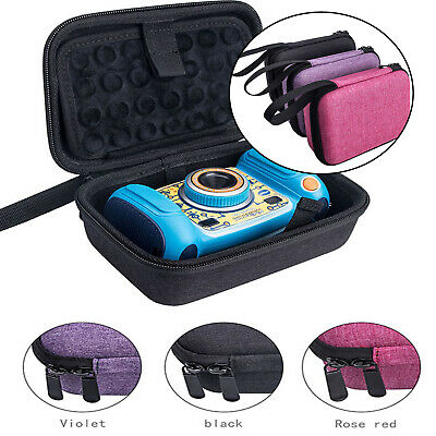 Hard EVA Storage Carry Bag Protective Case for VTech KidiZoom Duo Child Camera