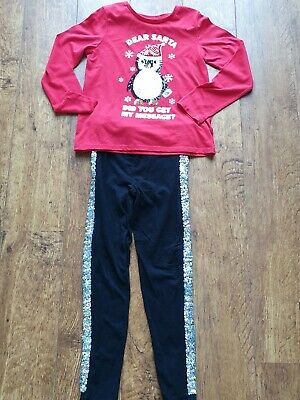 girls christmas outfit age 9-10