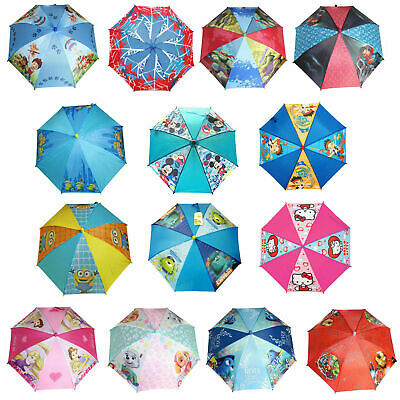 Children's Umbrella Disney / Character  - Choose Design