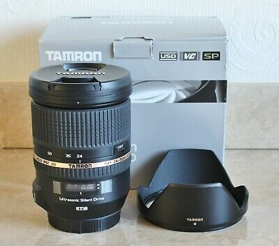 TAMRON SP A007 24-70mm F/2.8 VC USD Di Lens for CANON DSLR