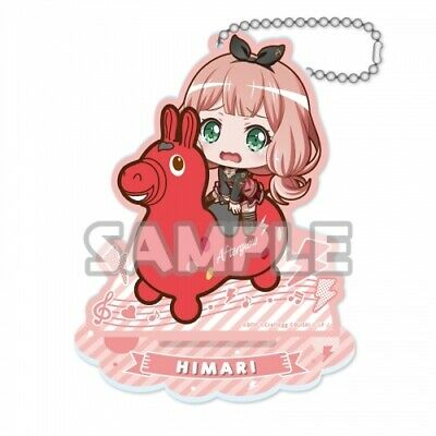 BanG Dream! Himari Uehara Afterglow Rody Official Acrylic Figure Keychain NEW