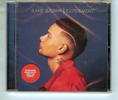 KANE BROWN Experiment CD Brand new IN HAND with Lose it &  Homesick