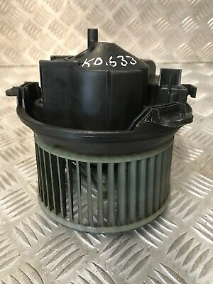 2001 Fiat Scudo 6 Door Heater Blower Fan Motor 80894