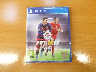 Fifa 16 PS4 Game BRAND NEW & SEALED #E2