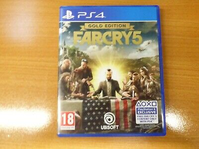 Far Cry 5 PS4 Game #E2