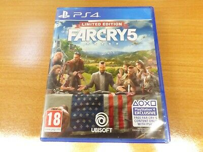 Far Cry 5 PS4 Game #G5