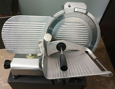 Commercial Electric Meat Cheese Slicer Italiana Macchine
