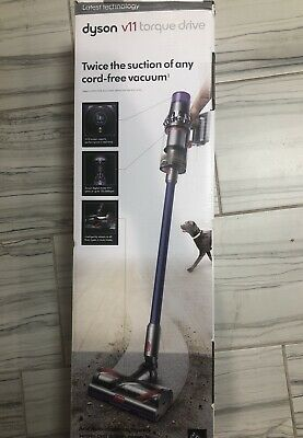 Dyson V11 Torque Drive Stick Vacuum Cleaner - Blue - New -Free Shipping