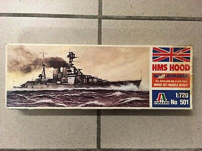 Lot 6 kits to mount Italeri Revell scale 1/720