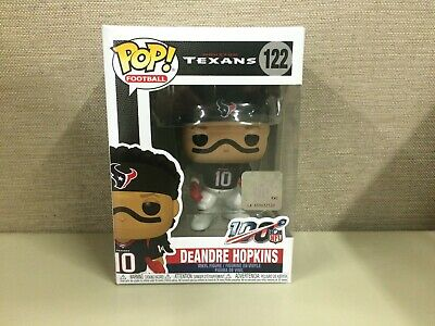 Funko POP! Football: NFL - DeAndre Hopkins Wide Receiver Houston Texans #122 NIB