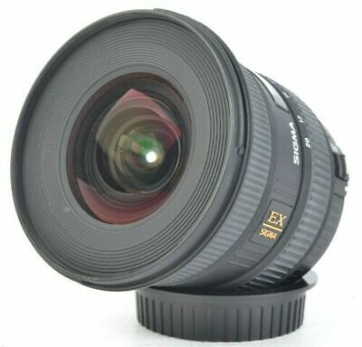 Sigma 10-20mm f/3.5 EX DC HSM ELD SLD Wide-Angle Lens for Canon DSLR Cameras